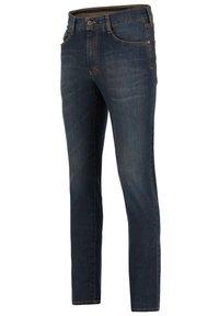 Club of Comfort - MIT HIGH-STRETCH - Slim fit jeans - mittelblau 242 - 5
