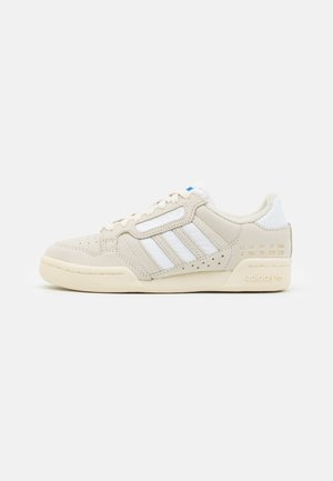 CONTINENTAL 80 STRIPES UNISEX - Baskets basses - cream white/footwear white/bluebird