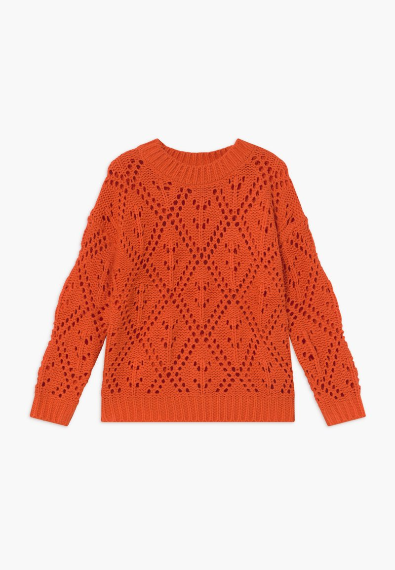 Name it - NKFLAYLAH - Strikpullover /Striktrøjer - tigerlily