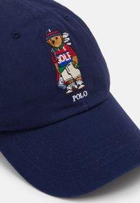 Polo Ralph Lauren Golf - BEAR - Kšiltovka - french navy - 4