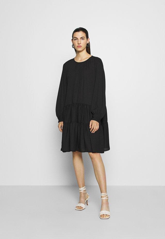 SLFAMAYA  - Vapaa-ajan mekko - black