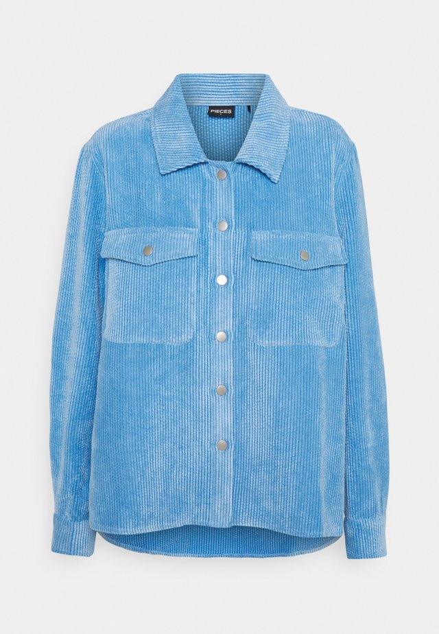 PCSTEFFI CORDUROY SHIRT  - Skjorte - little boy blue