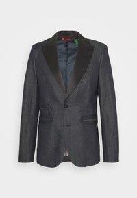 G-Star - TUXEDO - Blazer jacket - arak denim/raw denim - 0