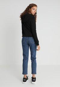 Abrand Jeans - '94 HIGH - Slim fit jeans - blue denim - 2