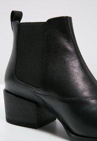 Vagabond - MARJA - Ankelstøvler - black - 6