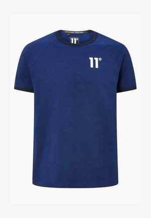 RINGER - Camiseta estampada - blue/black