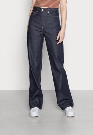 ECHO - Jeans Straight Leg - indigo