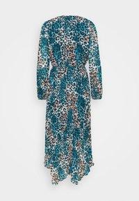 DKNY - Day dress - ivory gemstone black multi - 7
