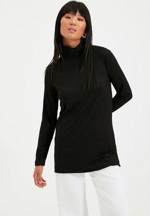 PARENT - Long sleeved top - black