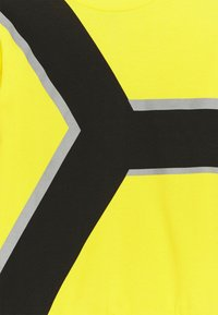Automobili Lamborghini Kidswear - CONTRAST CREWNECK - Sweatshirt - yellow/tenerife - 2