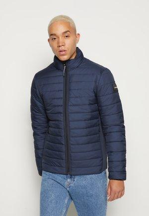 CRINKLE LINER - Light jacket - navy