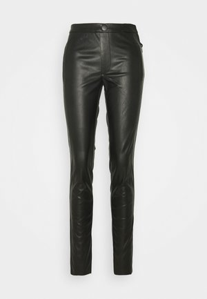 NMELISA - Pantalon classique - black