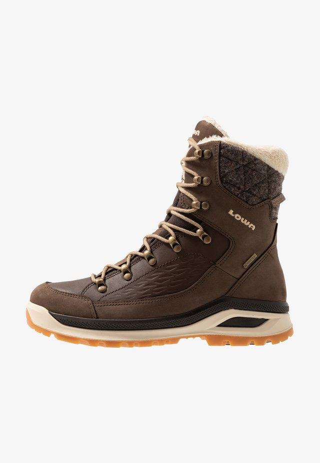 RENEGADE EVO ICE GTX - Winter boots - braun