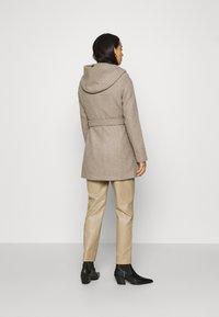 Vero Moda - VMCLASSLIVA JACKET - Krátký kabát - sepia tint melange - 2