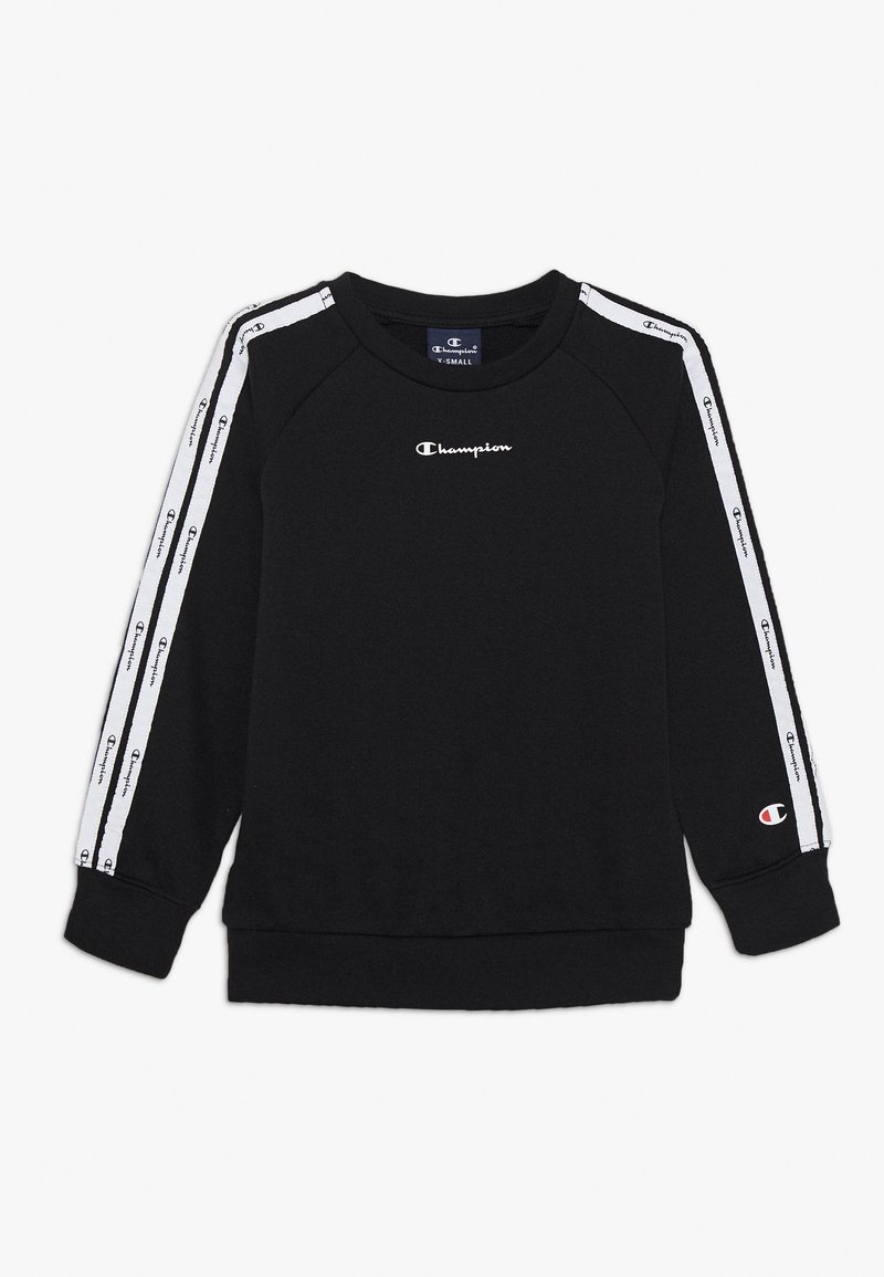 Champion - LEGACY AMERICAN CREWNECK UNISEX - Sweater - black