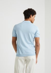 Sand Copenhagen - RETRO - Polo - blue - 2