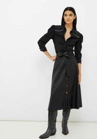 Liu Jo Jeans - A-line skirt - black - 1