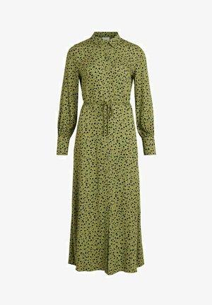 Maxi dress - green olive