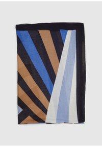 s.Oliver BLACK LABEL - Foulard - dark blue aop - 3