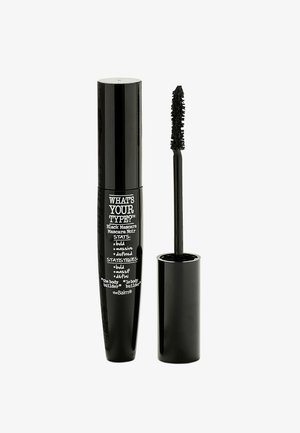 WHAT'S YOUR TYPE BODY-BUILDER MASCARA - Tusz do rzęs - black