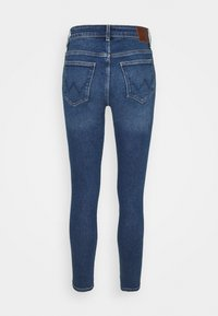 Wrangler - Jeans Skinny Fit - airblue - 1