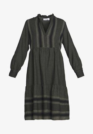 NMWINNY OVERSIZE LONG DRESS - Vestito estivo - ivy green