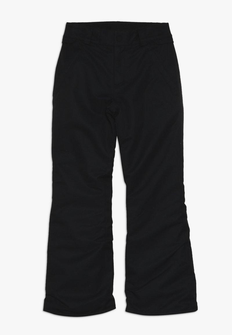 Volcom - FREAKIN SNOW CHINO - Snow pants - black