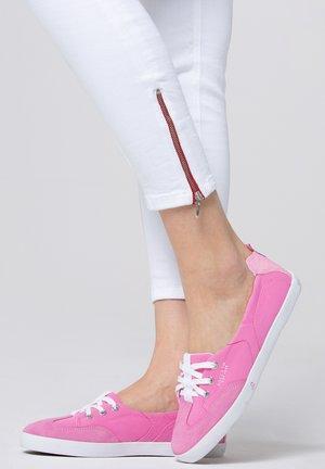 Ballet pumps - lush rose