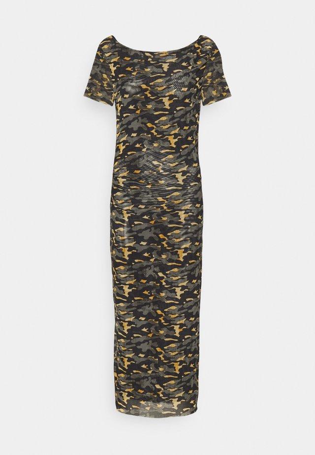 ABITO DRESS - Długa sukienka - khaki