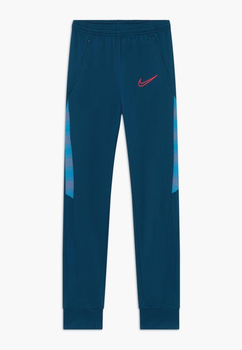 Nike Performance - DRY  - Träningsbyxor - valerian blue/laser crimson