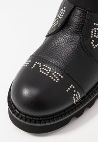 RAS - HIPER - Cowboy/biker ankle boot - tolled black - 2