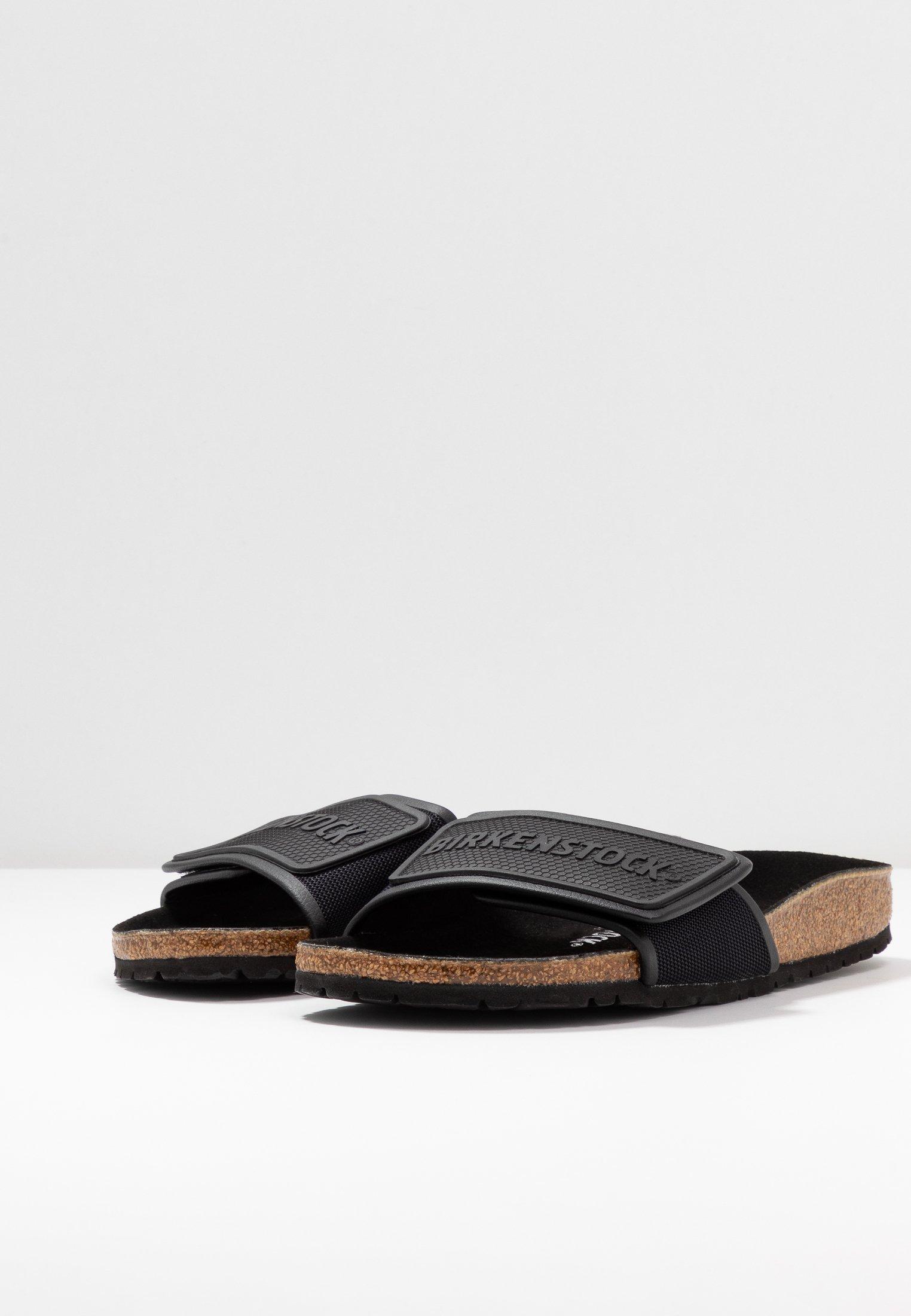 Birkenstock TEMA Pantolette flach black/schwarz