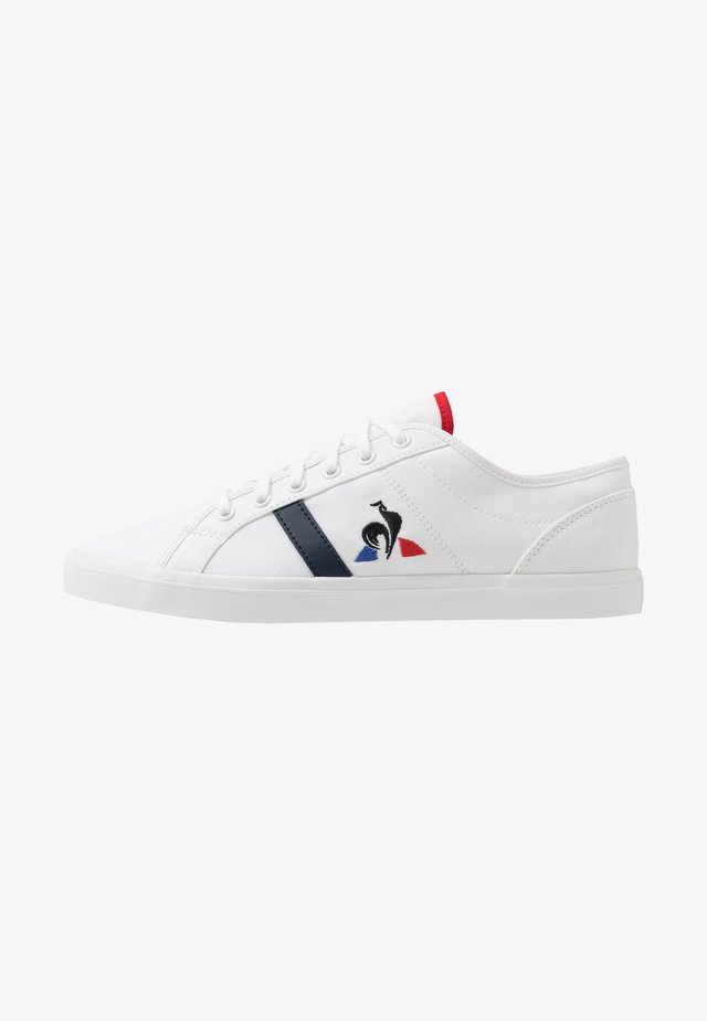 ACEONE - Sneakersy niskie - optical white/dress blue
