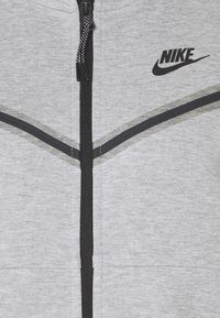 Nike Sportswear - Cardigan - dk grey heather/black - 5
