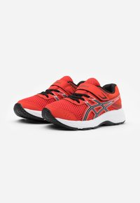 ASICS - CONTEND 6 - Zapatillas de running neutras - fiery red/black - 1