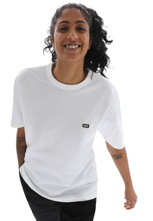 WM SS OTW TEE - T-shirt - bas - white