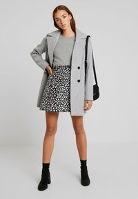 Fashion Union - MONTE - Classic coat - grey - 1