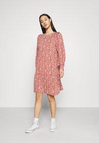 ONLY - ONLSKY DRESS - Jerseykjole - bossa nova - 0