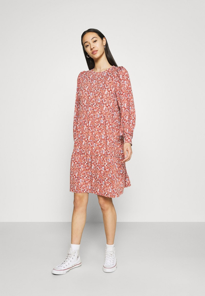 ONLY - ONLSKY DRESS - Jerseykjole - bossa nova