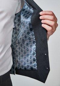 Next - Suit waistcoat - grey - 3