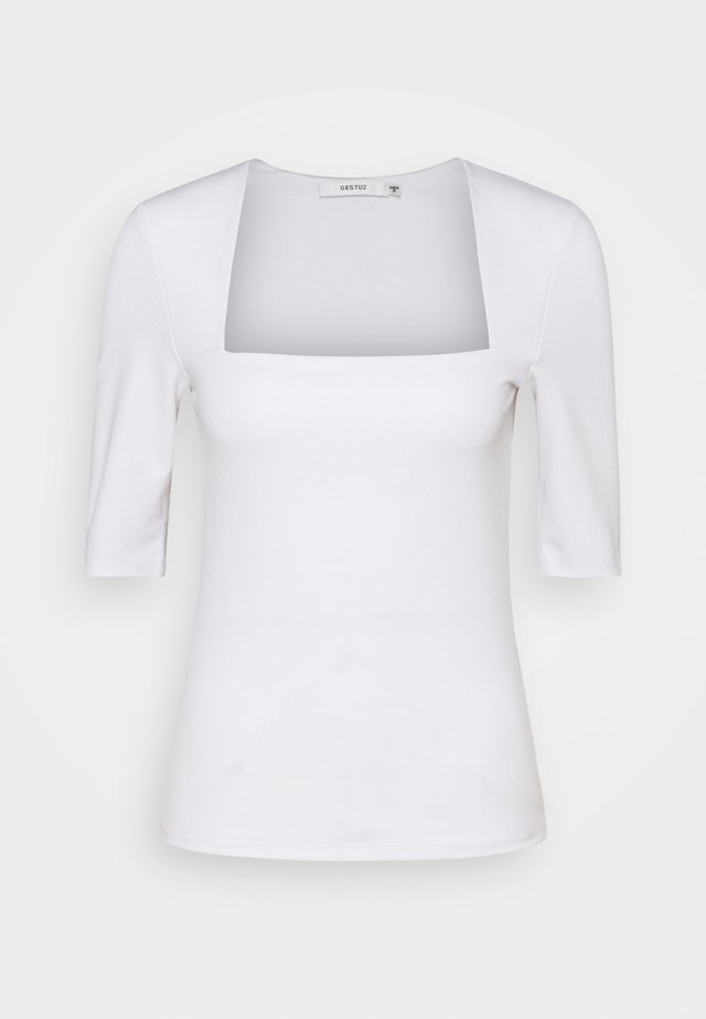 Triko spotiskem - bright white