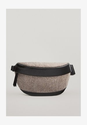 Bæltetasker - beige