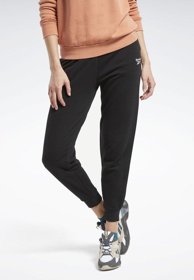 CLASSICS JOGGERS - Spodnie treningowe - black