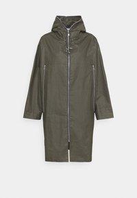 PRET POUR PARTIR - MINA WATER REPELLENT - Waterproof jacket - khaki - 0