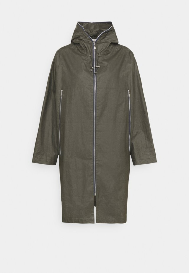 MINA WATER REPELLENT - Veste imperméable - khaki