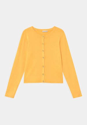 NKFVALMA  - Cardigan - sunset gold