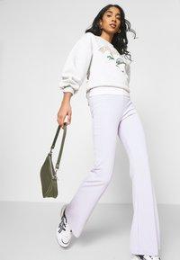 Gina Tricot - RILEY - Sweatshirt - grey melange - 3