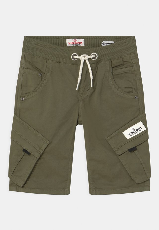 CLIFF - Shorts - army green