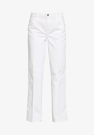 SEXY ANKLE - Jean droit - jungle white