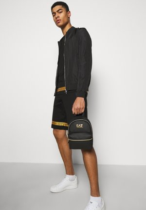 BACKPACK UNISEX - Mochila - black/gold